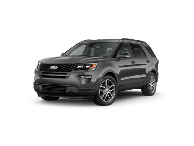 New Ford for sale 2019 Ford Explorer Sport SUV in Southgate, MI